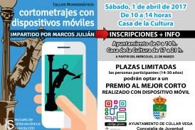 Taller de realización de cortometrajes con dispositivos móviles