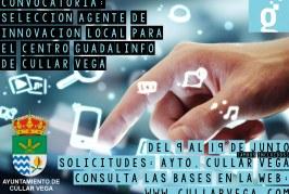 Convocatoria Plaza de Agente de Innovación Local-Dinamizador Guadalinfo