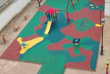 Nuevo Parque Infantil Adaptado