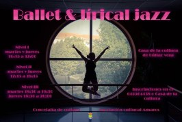 Taller de Ballet y Lirical Jazz
