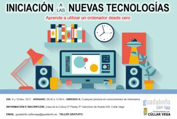 Curso de Iniciación a las Nuevas Tecnologías