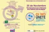 25N: Día Internacional para la Eliminación de la Violencia contra las Mujeres – Actividades 2017
