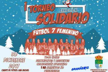 I Torneo Exhibición Solidario de Fútbol 7 Femenino