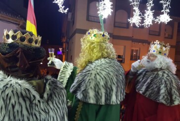 Cabalgata Reyes Magos en Cúllar Vega