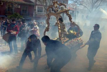 Cúllar Vega vivirá este domingo su 'explosiva' Resurrección