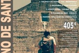 El Camino Portugués – Desde Tui hasta Santiago del 15 al 22 de julio