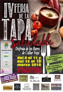 IV Feria de la Tapa Saludable @ Cúllar Vega | Cúllar Vega | Andalucía | España