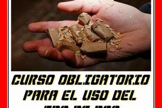 """Nuevo Curso CRE para poder comprar y usar el """"Tró de Bac"""" para los petardos del Niño Resucitado"""