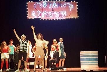 Jóvenes de Cúllar Vega llevan a escena 'High School Musical' y agotan las entradas