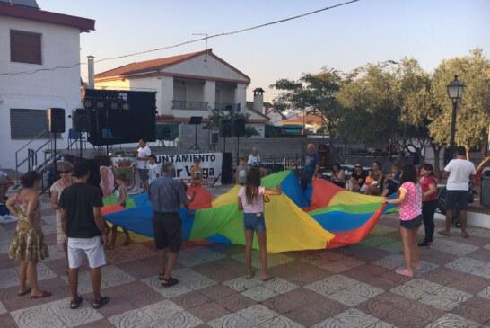 El programa 'Diviértete en tu barrio' llenará de actividades de ocio distintas plazas de Cúllar Vega