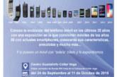 """Exposición """"Cómo Hemos Cambiado"""" sobre la evolución del Teléfono Móvil"""
