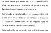 Nuevo Censo Electoral