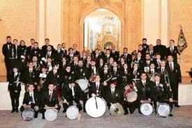 La banda de música y la escolanía de Cúllar Vega celebran un concierto gratuito