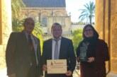 Cúllar Vega recibe un premio nacional por impulsar la movilidad sostenible en el municipio