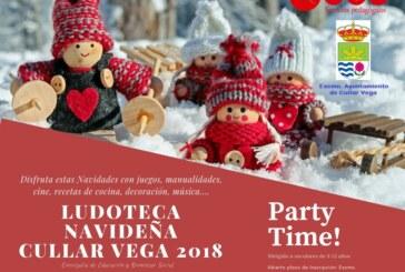 Ludoteca Navideña Cúllar Vega 2018-2019