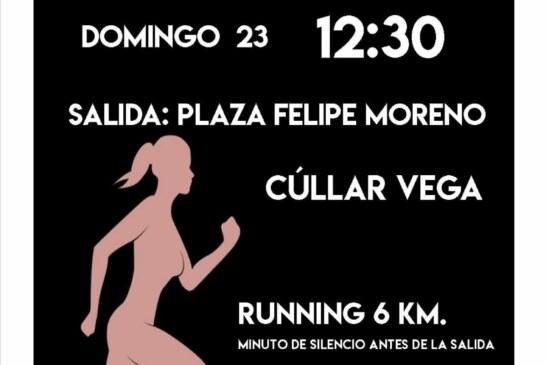 Quedada Runner en recuerdo de Laura Luelmo