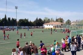 Más de 250 futbolistas de entre 4 y 7 años de toda la provincia participarán este domingo en el VI Torneo de fútbol 7 'Promise cup' de Cúllar Vega