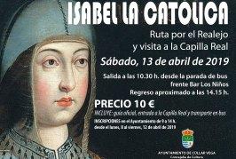 Ruta Isabel La Católica