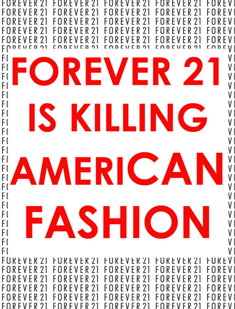 Never 21 Again: Why You Need to Stop Shopping at Forever 21