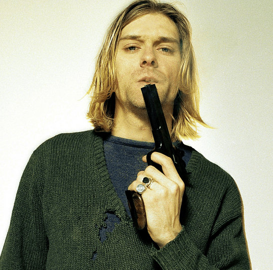 The Kurt Cobain Guide to Life