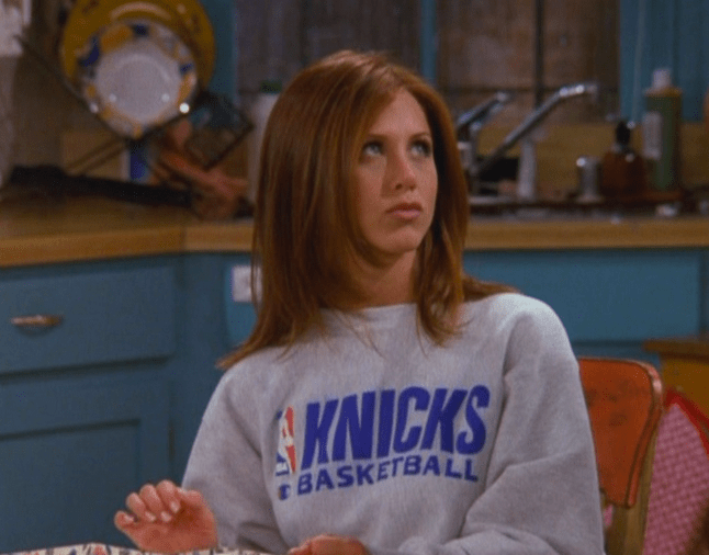 Rachel Green Was the Progenitor of Normcore