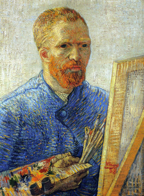 You Say Crazy, Van Gogh Says Po-tah-toh
