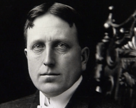 The incomparably ruthless William Randolph Hearst