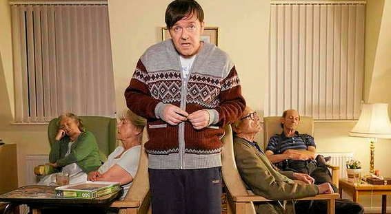 Why Derek Fails to Achieve the Same Level of Genius As Gervais Shows Past