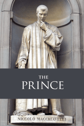 Alternate cover for The Prince