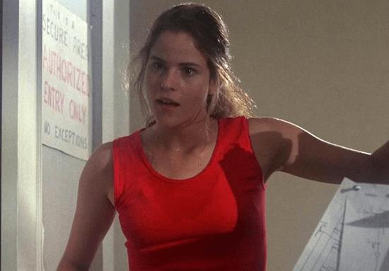 As Jennifer in WarGames