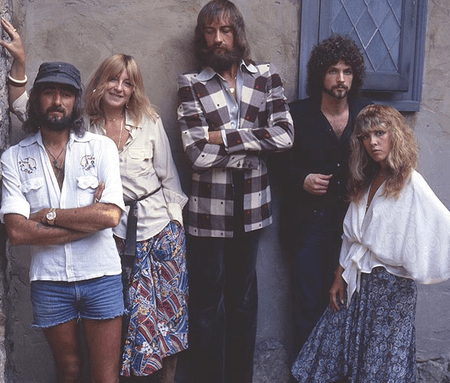The final incarnation of Fleetwood Mac