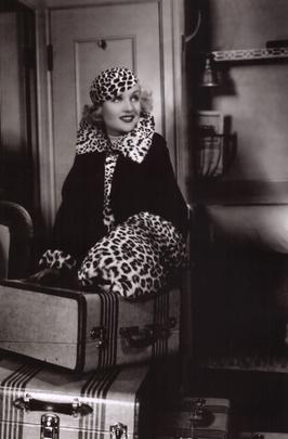 Lombard as Plotka in Twentieth Century