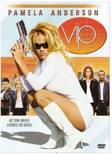 Why V.I.P. Is A Better Pamela Anderson Show Than Baywatch