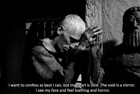 Realism at its realest, via Ingmar Bergman
