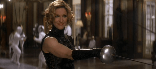 Madonna as Verity in Die Another Day