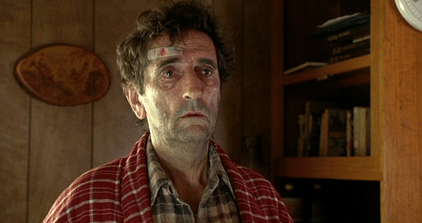 Harry Dean Stanton as Carl in Fire Walk With Me