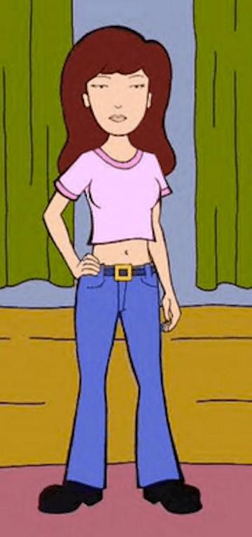 """""""Hot"""" Daria"""