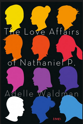 The cover of The Love Affairs of Nathaniel P