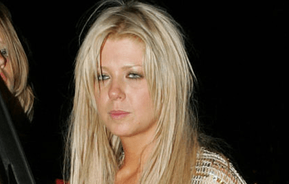Tara Reid and the Ills of Being a Full-Time Party Girl