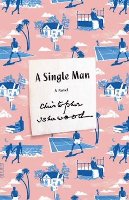 Cover for Isherwood's critically acclaimed A Single Man