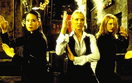 The Early 00s Nature of Charlie's Angels