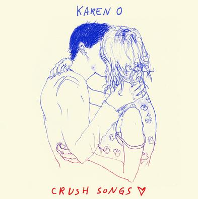 Album cover for Crush Songs