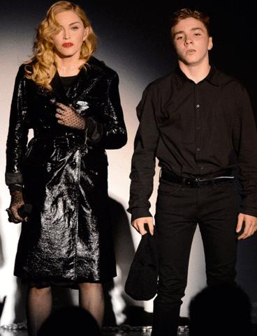 Madonna & Rocco: undeniably Oedipal
