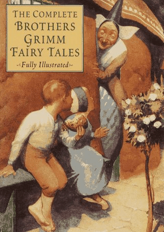 Cover of Grimm Fairy Tales