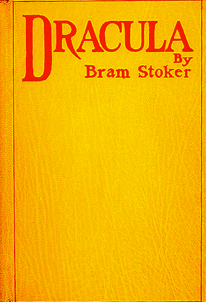 The no frills cover of Dracula
