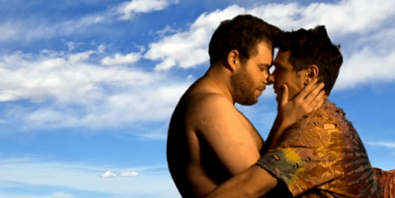 "At What Point Does the Gay ""Joke"" Between Seth Rogen and James Franco Actually Result in Them Coming Out As A Couple?"