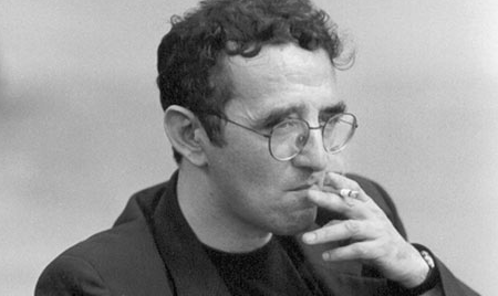 Roberto Bolaño, author of 2666