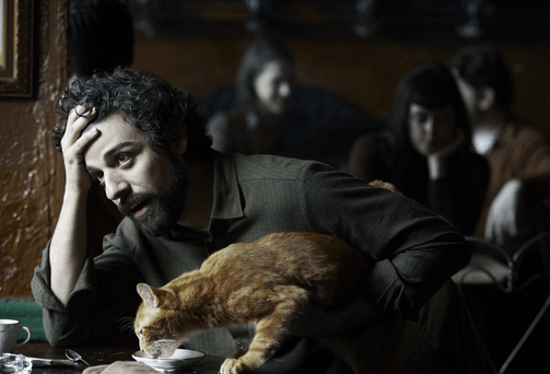 Not into it in Inside Llewyn Davis