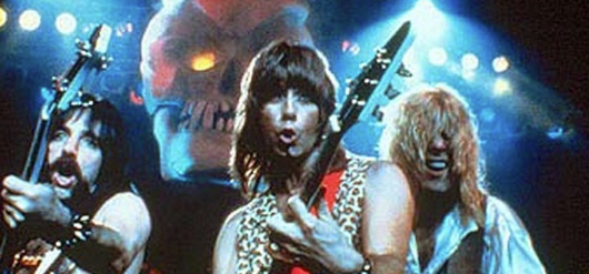 The members of Spinal Tap