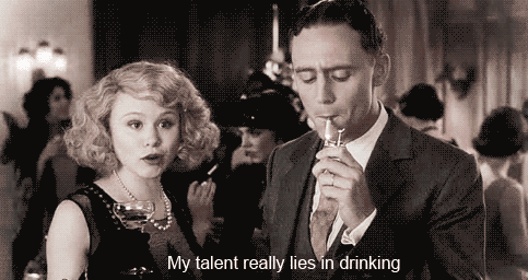 Zelda Fitzgerald, as portrayed in Midnight in Paris